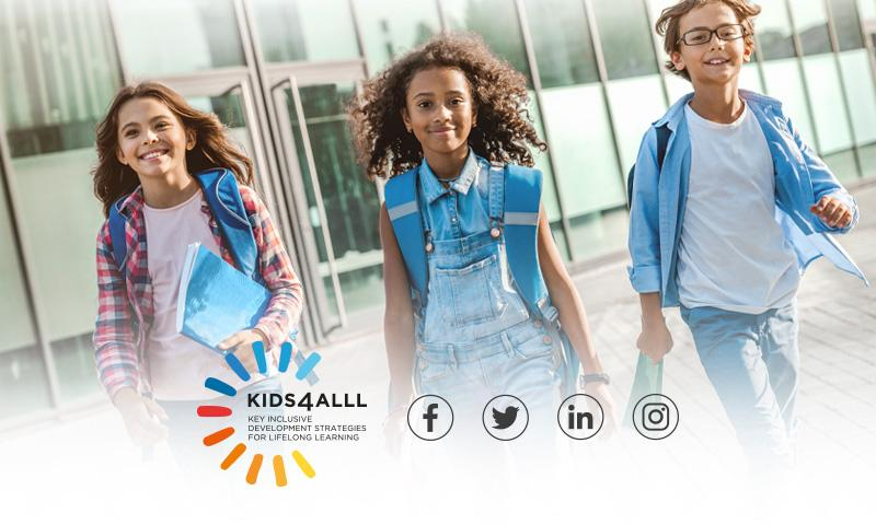 KIDS4ALL communications channels launched!